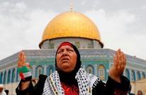 ربع مليون يؤدون جمعة رمضان الثانية بالمسجد الأقصى (شاهد)