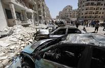 قصف وتفجيرات في جسر الشغور وتسوية أوضاع بحمص