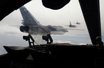 مقاتلات روسية تحلق بجانب مقاتلات إسرائيلية فوق لبنان