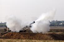مدفعية الاحتلال تقصف مواقع للمقاومة ومنزلا وسط قطاع غزة