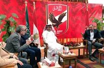 """آل الشيخ يسقط دعواه ضد الأهلي.. """"جلدنا جلد تماسيح"""" (شاهد)"""