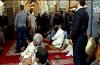 شخص يحاول الاعتداء بالسيف على إمام مسجد حسان بالرباط (شاهد)
