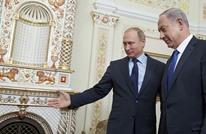 نتنياهو يلتقي بوتين الأربعاء المقبل في موسكو