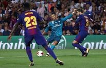 شاهد أفضل 10 أهداف سجلها الريال ضد برشلونة في الكلاسيكو