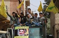 """أنصار حزب الله يحتفلون.. """"بيروت صارت شيعية"""" (شاهد)"""