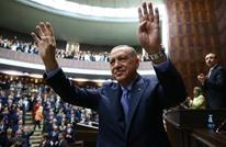 أردوغان يتلقى اتصالات تهنئة بفوز حزبه بالانتخابات المحلية