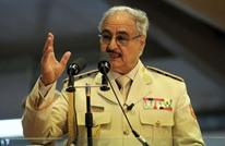 """""""حفتر"""" في القاهرة وباريس.. بحث عن دعم أم طمأنة للحلفاء؟"""