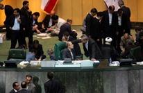 حرق العلم الأمريكي والاتفاق النووي بالبرلمان الإيراني (شاهد)