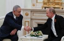 بوتين يلتقي نتنياهو بعد قصف لريف دمشق اتهمت به إسرائيل