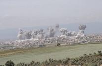 هجوم مضاد للجيش الحر وتحرير الشام بحماة وتحقيق تقدم