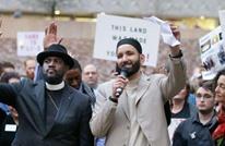 إمام مسلم يتلو دعاءً أمام النواب بالكونغرس الأميركي (شاهد)