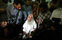 حماس تنشر صورة نادرة للشيخ ياسين والخضري بالسعودية