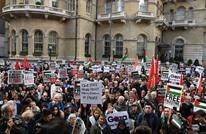 صحيفة بريطانية تهتم بمسيرة بلندن ضمن فعاليات النكبة