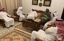 سفيرا الرياض وأبوظبي بضيافة الصادق المهدي.. وتعليقات