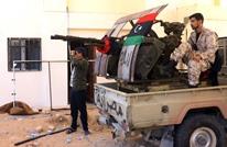 """قوات الوفاق الليبية تستعيد السيطرة على """"معسكر اليرموك"""""""