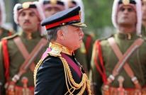 هكذا ظهر ملك الأردن خلال زيارته أقدم مساجد عمّان (شاهد)