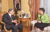 """مبارك يتحدث عن """"صفقة القرن"""" وفلسطين وتهديد إيران (مقابلة)"""