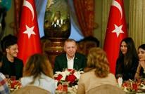 أوزيل يظهر إلى جانب أردوغان مجددا.. في إفطار رمضاني (صور)