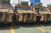 """مدرعات """"تركية"""" لدعم """"الوفاق"""".. هل تحسم المعركة ضد """"حفتر""""؟"""