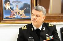 قائد بحرية الجيش الإيراني: ننصح أمريكا بالانسحاب من مياه الخليج