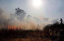 """""""البايس"""": أفريقيا تحترق أكثر من غابات الأمازون"""