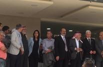 محامون أردنيون يعتصمون ضد سياسة الاعتقالات
