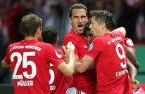 بايرن ميونيخ يتوج بكأس ألمانيا