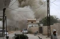 فريق دولي: نظام الأسد وراء الهجوم الكيماوي بحماة