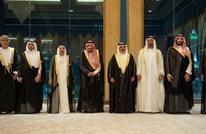 مصافحة ابن سلمان لرئيس وزراء قطر تثير جدلا (شاهد)