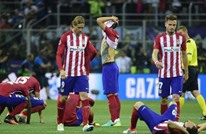 سقطة مؤلمة لأتليتكو في الدوري الإسباني
