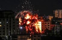 الاحتلال يشن سلسلة غارات على مواقع للمقاومة بغزة