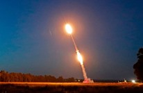 الاحتلال الإسرائيلي يقول إنه اعترض صاروخا أطلق من غزة