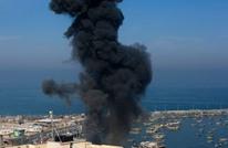 قصف إسرائيلي يستهدف موقعا للمقاومة شمال قطاع غزة