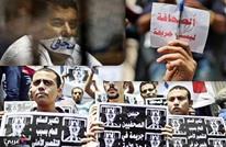 """في يومها العالمي.. الصحافة """"محبوسة"""" في مصر (إنفوغرافيك)"""