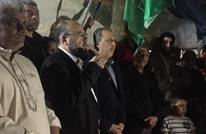 مسيرات حاشدة دعما للمقاومة بمخيمات اللجوء بلبنان