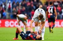 لاعبون اعتزلوا الملاعب بسبب عوارض صحية (إنفوغراف)