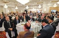 رؤساء حكومات ووزراء سابقون على مائدة إخوان الأردن (شاهد)