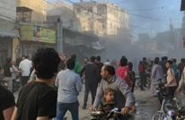 11 إصابة في تفجير طرد مفخخ بالباب السورية