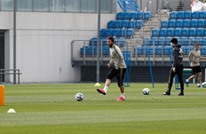 لاعبو ريال مدريد يعودون إلى التدريبات بعد توقف دام شهرين