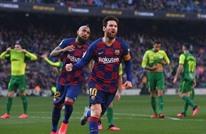 برشلونة ينفرد برقم مميز في السنوات الـ5 الأخيرة.. تعرف إليه
