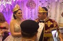 نخنوخ يقيم حفل زفافه رغم الحظر ويثير حفيظة المصريين (شاهد)