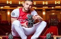 المغربي زياش أفضل لاعب في أياكس للمرة الثالثة على التوالي