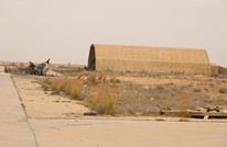 خاص: الجيش الليبي يشغل قاعدة الوطية بعد تحريرها من حفتر
