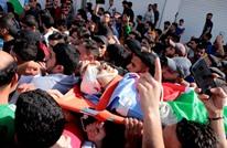 """مسحراتي فلسطين: """"دم الشهيد ينادي حب الوطن عبادة"""" (شاهد)"""