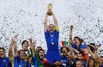 كانافارو يكشف عن حادث طريف وقع لمجسم  كأس العالم عام 2006