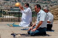 الحركة الإسلامية في القدس تدعو للحشد والصلاة على أبواب الأقصى