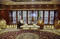 رسالة خطية من أمير الكويت إلى ملك السعودية