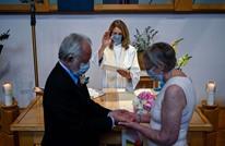 الحجر المنزلي يقود سبعينيين للزواج في أمريكا