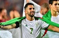 نجم المنتخب الجزائري محرز يتضامن مع القدس.. وتفاعل