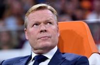نقل مدرب هولندا إلى المستشفى بسبب أزمة قلبية